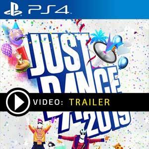 Just Dance 2019 PS4 Precios Digitales o Edición Física