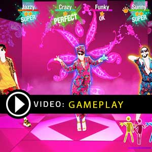 Just Dance 2020 Nintendo Switch Gameplay Video
