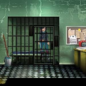 Kathy Rain Prisión