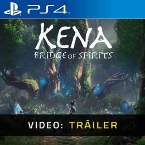 Kena Bridge of Spirits PS4 Vídeo Del Tráiler