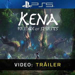 Kena Bridge of Spirits PS5 Vídeo Del Tráiler