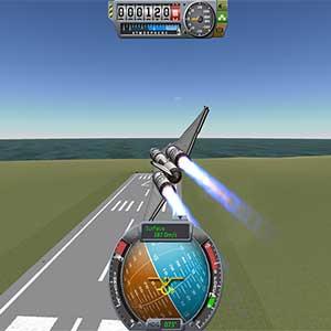 Kerbal Space Rocket Launch