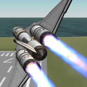 Kerbal Space Program Transbordador Espacial