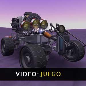Kerbal Space Program Vídeo Del Juego