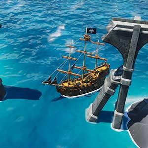King Of Seas Barco Pirata