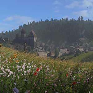 Massive realistic open world