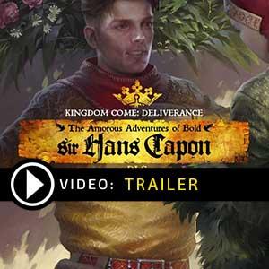 Comprar Kingdom Come Deliverance The Amorous Adventures of Bold Sir Hans Capon CD Key Comparar Precios