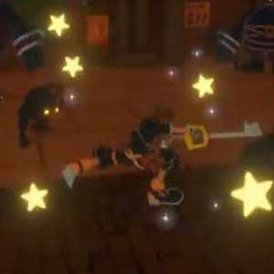 Kingdom Hearts 3 PS4 Fight