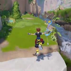 Kingdom Hearts 3 Xbox One Gameplay