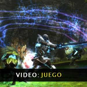 Kingdoms of Amalur Re-Reckoning gameplay video