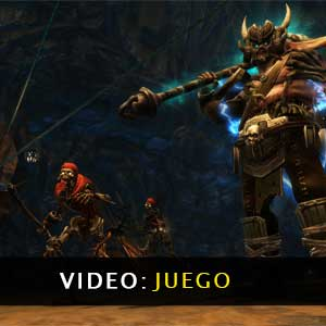 Kingdoms of Amalur Reckoning Legend of Dead Kel gameplay video
