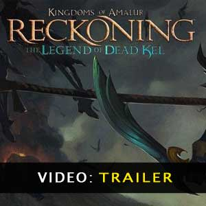 Kingdoms of Amalur Reckoning Legend of Dead Kel video trailer