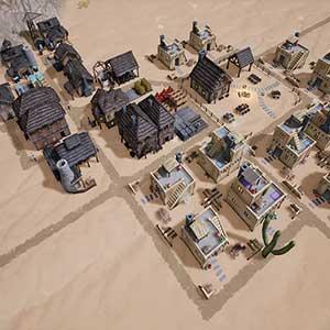 Kingdoms Reborn Desierto