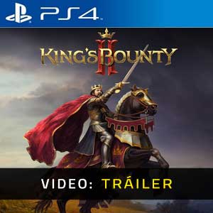 Kings Bounty 2 PS4 Vídeo de la campaña