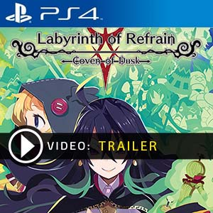 Labyrinth of Refrain Coven of Dusk PS4 Prices Digital or Box Edicion