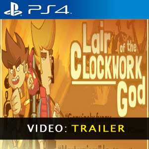 Lair of the Clockwork God Video Trailer