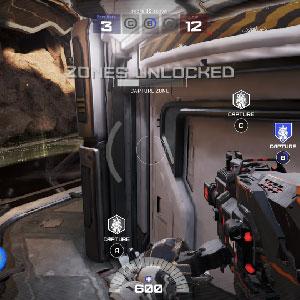 LawBreakers Entorno de juego