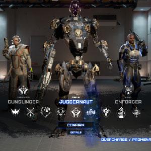 LawBreakers Escena de batalla