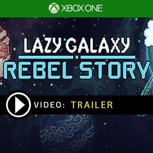 Comprar Lazy Galaxy Rebel Story Xbox One Barato Comparar Precios