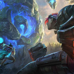 League of Legends Free to Play Arte