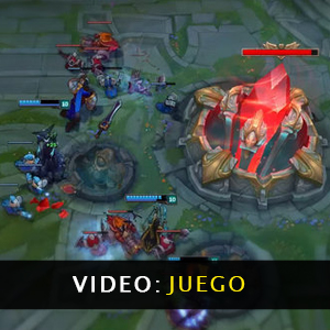 League of Legends Free to Play Vídeo de Juego