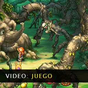 Legend of Mana Vídeo del juego