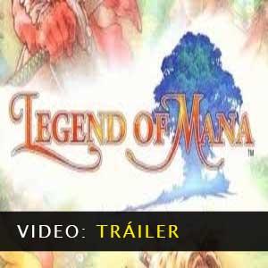 Legend of Mana Vídeo del tráiler