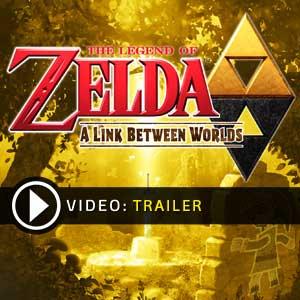 Comprar Legend of Zelda A Link between Worlds Nintendo 3DS Descargar Código Comparar precios