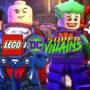 Publicación del trailer de salida de LEGO DC Super-Villains