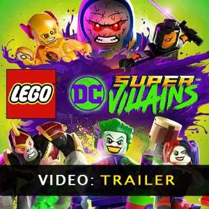 Video Trailer de LEGO DC Super-Villains
