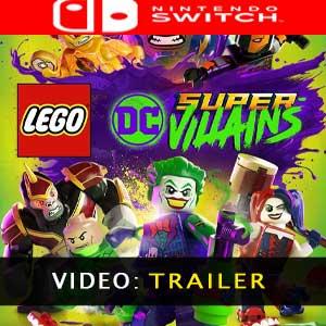 Video Trailer de LEGO DC Super-Villains Nintendo Switch