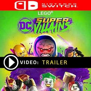 LEGO DC Super-Villains Nintendo Switch Precios Digitales o Edición Física