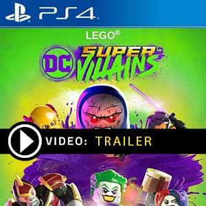LEGO DC Super-Villains PS4 Precios Digitales o Edición Física
