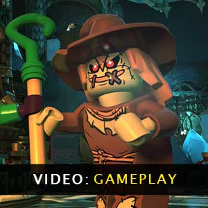 Vídeo de juego de LEGO DC Super-Villains