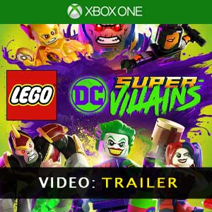 Video Trailer de LEGO DC Super-Villains Xbox One