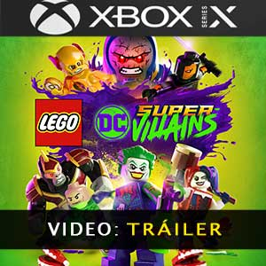 Video Trailer de LEGO DC Super-Villains Xbox Series X