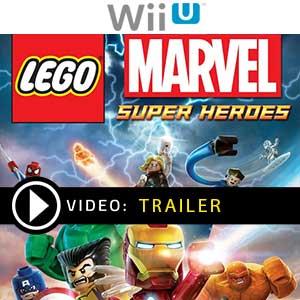 Comprar Lego Marvel Super Heroes Nintendo Wii U Descargar Código Comparar precios
