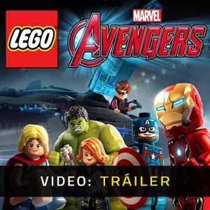 Lego Marvels Avengers Vídeo Del Tráiler