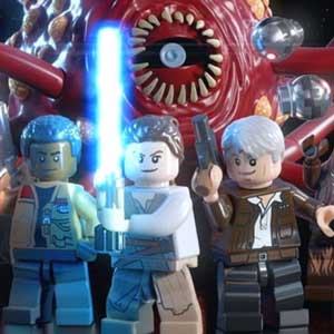 Lego Star Wars Caracteres