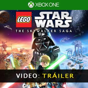 LEGO Star Wars The Skywalker Saga Nintendo Switch Video Trailer