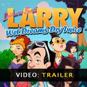 Vídeo do Trailer Leisure Suit Larry Wet Dreams Dry Twice