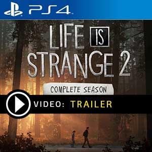 Life is Strange 2 Complete Season PS4 Precios Digitales o Edición Física