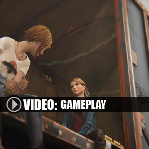 Life Is Strange Before The Storm Gameplay Video