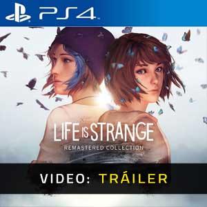 ife is Strange Remastered Collection PS4 Vídeo En Tráiler