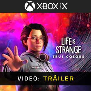 Life is Strange True Colors XBox Series X Video dela campaña