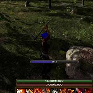 Ataque de espadas