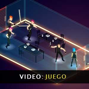 Lithium City Vídeo Del Juego