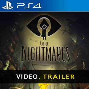 Little Nightmares Vídeo del tráiler