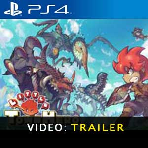 Little Town Hero PS4 Prices Digital or Box Edition