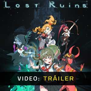 Lost Ruins Video dela campaña